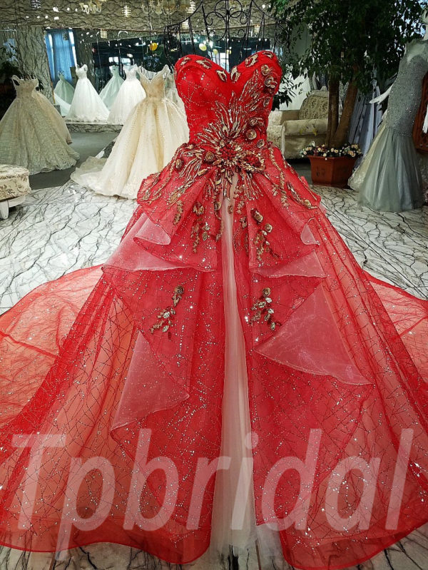 Red Wedding Dresses Gorgeous Bridal Gown Online Shopping Tpbridal,Wedding Dresses In Texas