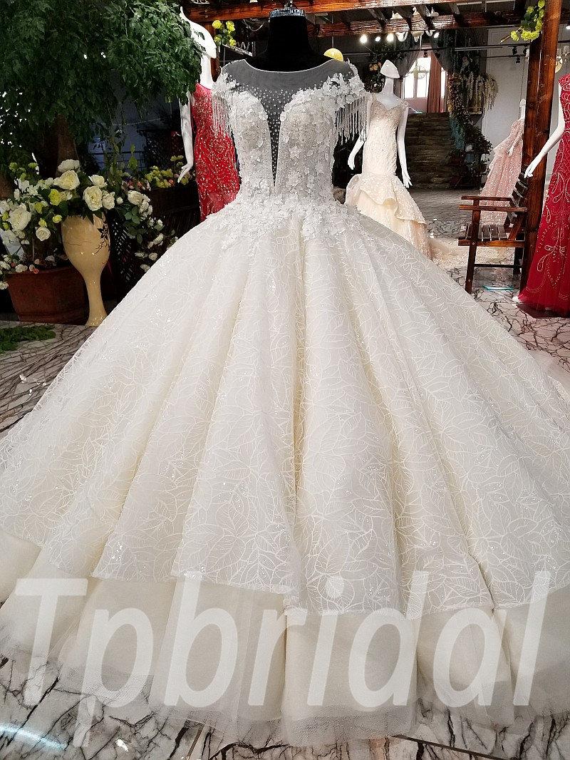Wedding Dress Diamonds