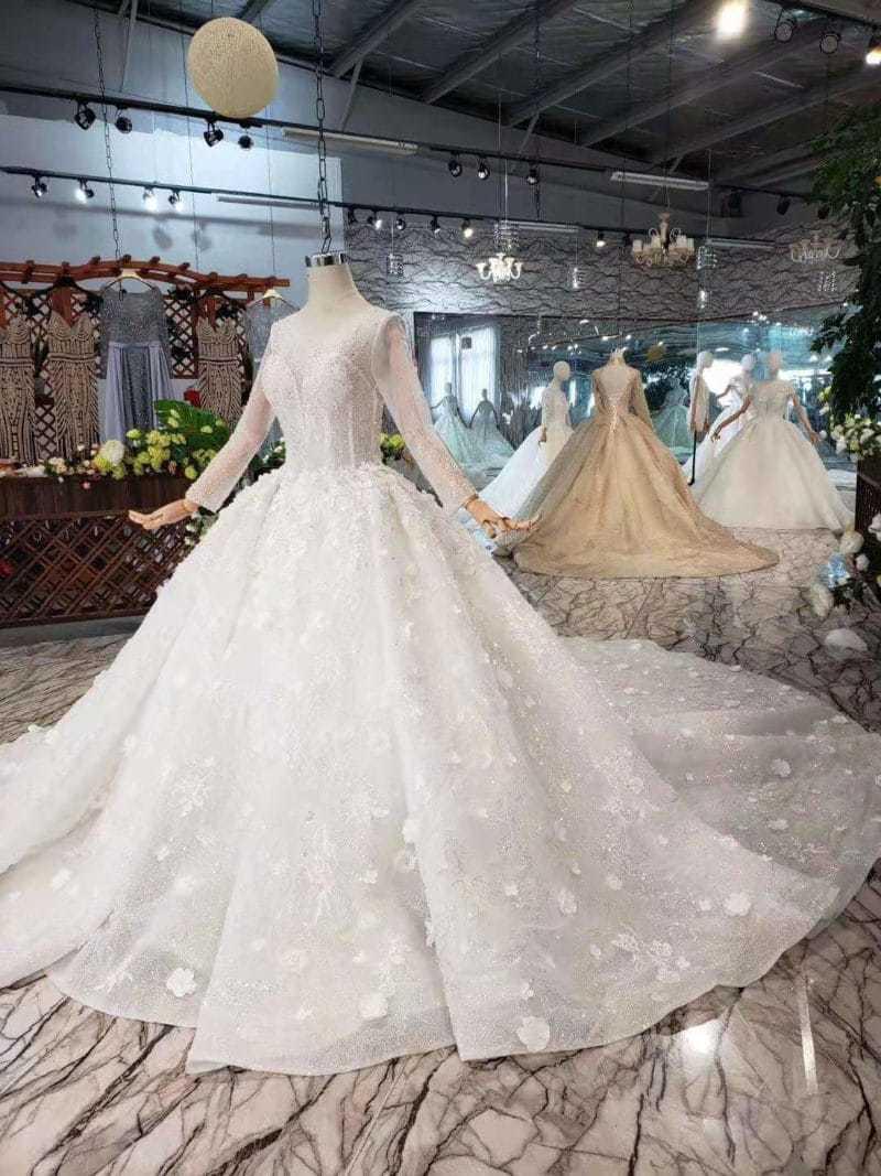 fa6ad41256d23 Ball Gown Wedding Dresses 2019 - raveitsafe